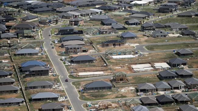 A population boom in the west and southwest has driven up demand for housing over the past decade.
