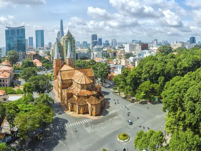 Vietnam is an emerging hotspot for Australian travellers.