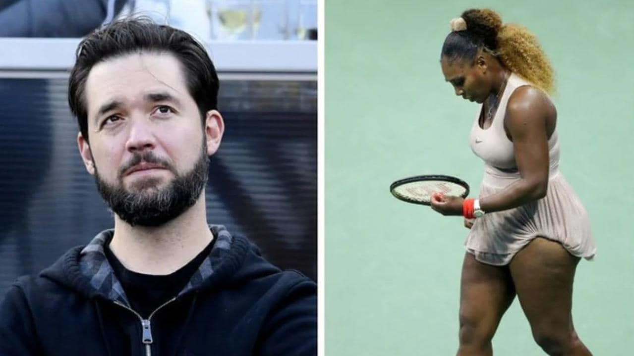 Alexis Ohanian has been quick to defend wife Serena Williams.