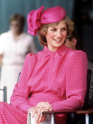 The Princess of Wales. Picture: Jayne Fincher/Princess Diana Archive/Getty Images