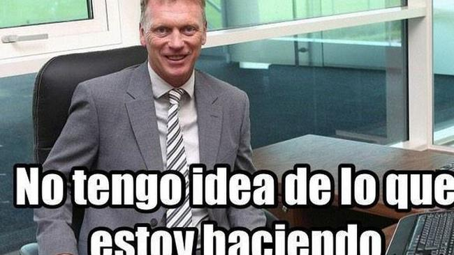 David Moyes memes have flooded the internet once again after he took charge of Real Sociedad.