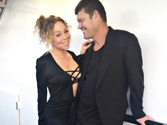 Mariah Carey was well known for her diva antics, and they came at a time James Packer's fortune was in trouble.