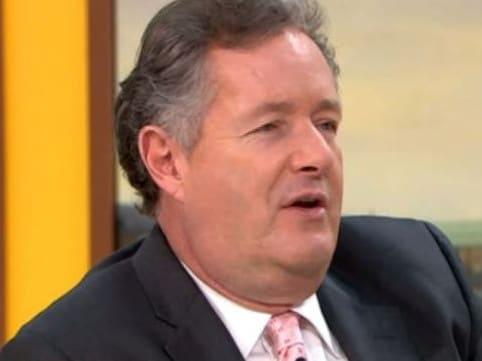 Piers Morgan. Picture: ITV