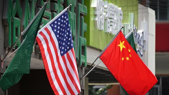 China imposes series of sanctions on United States figureheads – NEWS.com.au