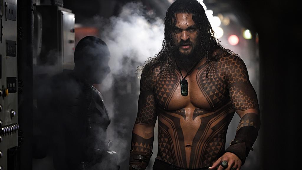 Movie Review Jason Momoa Almost Saves Aquaman Epic The Mercury