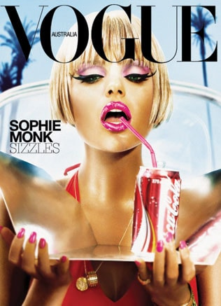 2004 Vogue Australia covers
