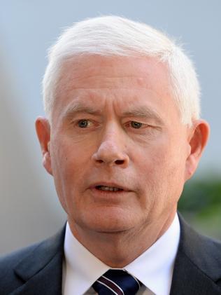 Attorney-General John Rau