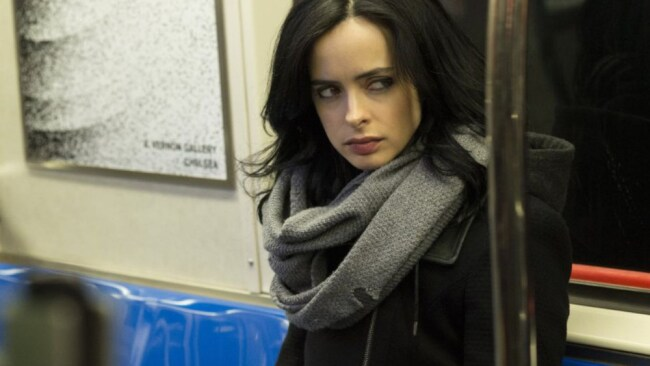 Jessica Jones is strong, yet deeply flawed. Image: Marvel/Netflix