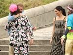 Prince Harry and Meghan's royal tour of Australia - Day 4. Ryan Pierse/Getty Images