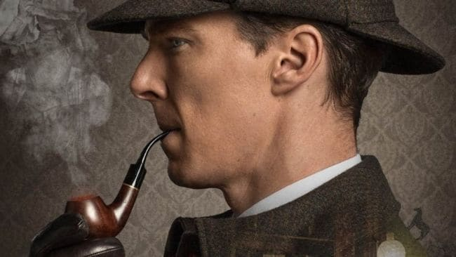 Time to bust out the big guns. Image: Sherlock Holmes