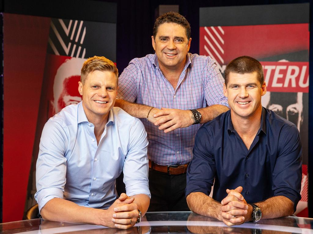 Fox Footy Hit Cover