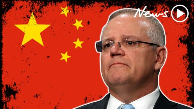 Bombshell report accuses China for Australian parliament cyberattack