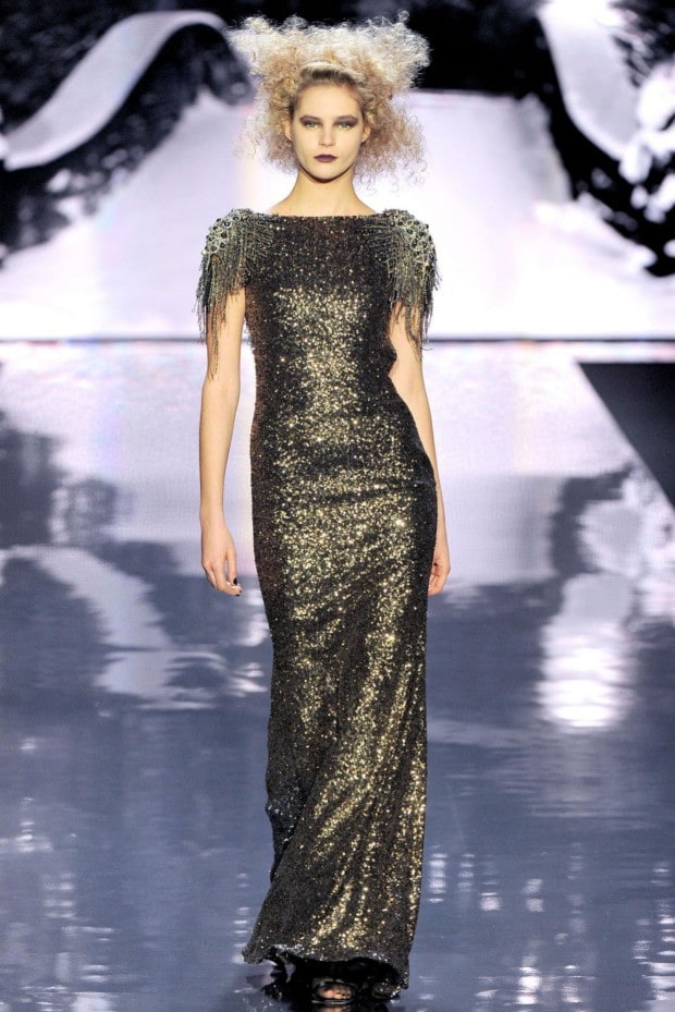 Badgley Mischka Ready-to-Wear A/W 2012/13