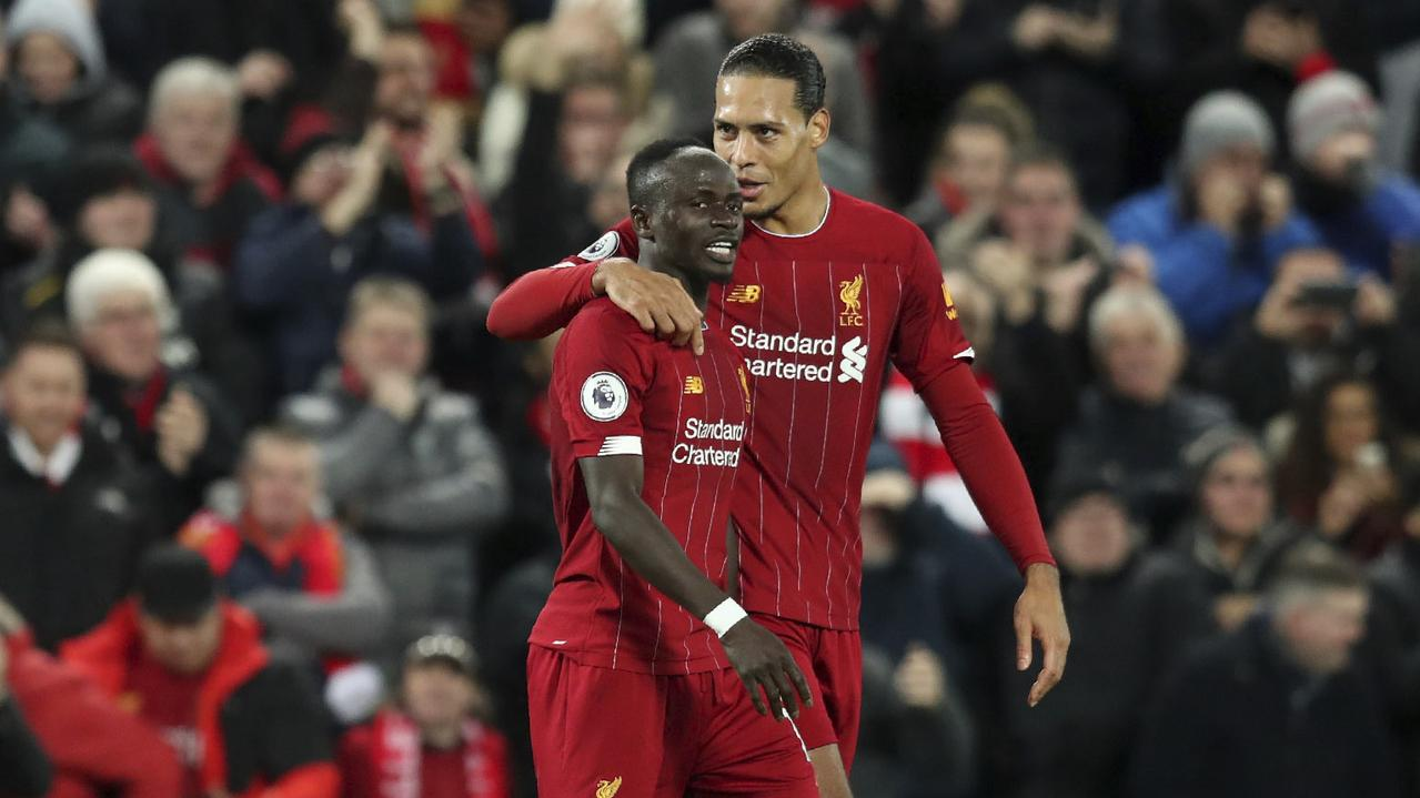 Liverpool front man Mane was phenomenal in front of goal