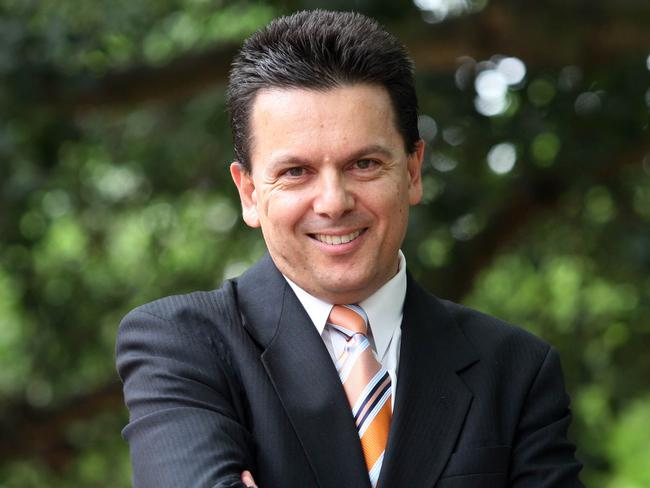 Independent Nick Xenophon is popular in his local South Australia where he has candidates in most lower house seats.
