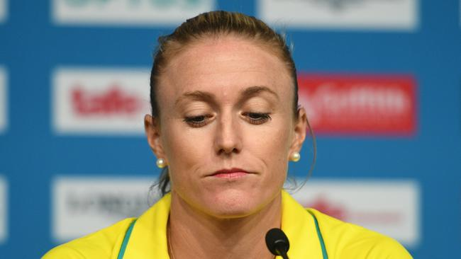 Sally Pearson withdrew from the Commonwealth Games due to injury