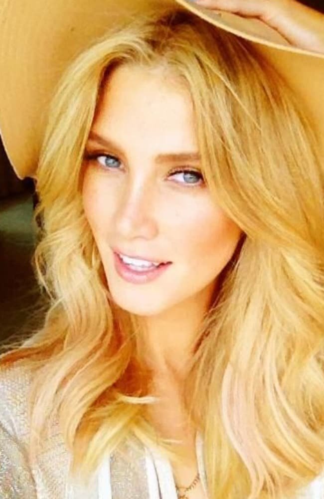 Delta Goodrem shows off another hat day on Twitter.