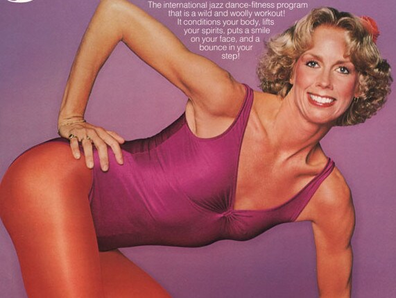 Fitness was a fashion statement in the 1980s.