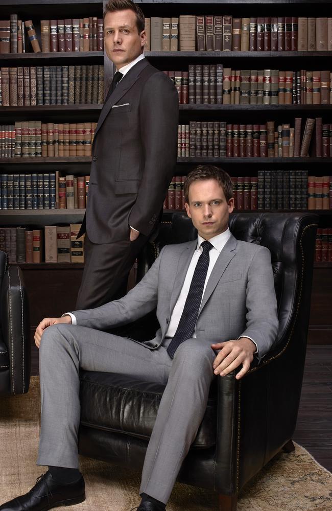 suits costars gabriel macht and patrick j adams reveal