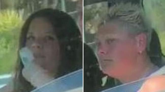 Police want to speak to these women. Picture: Supplied