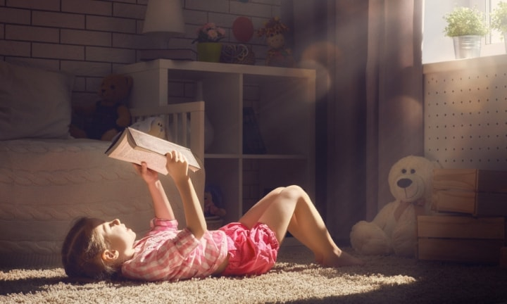 What's your child's favourite book? Image: iStock.