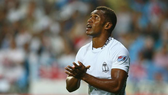 Osea Kolinisau will captain Fiji at the Rio Olympics.