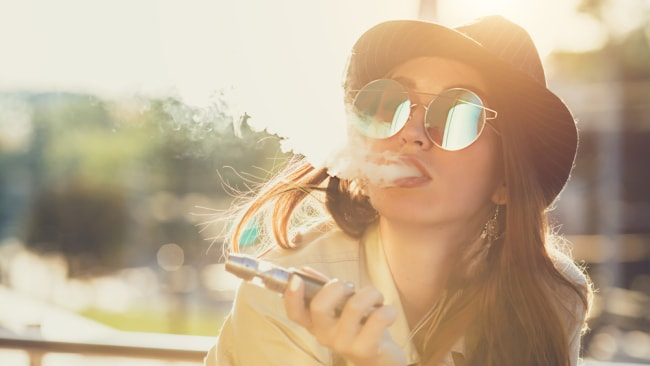 An outbreak of severe lung disease among users of electronic cigarettes continues to spread. Image: iStock.