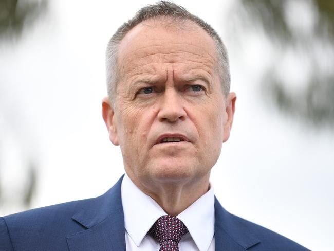 Bill Shorten will outline his plan for the Pacific as 'partnership, not paternalism.' Picture: AAP Image/Julian Smith