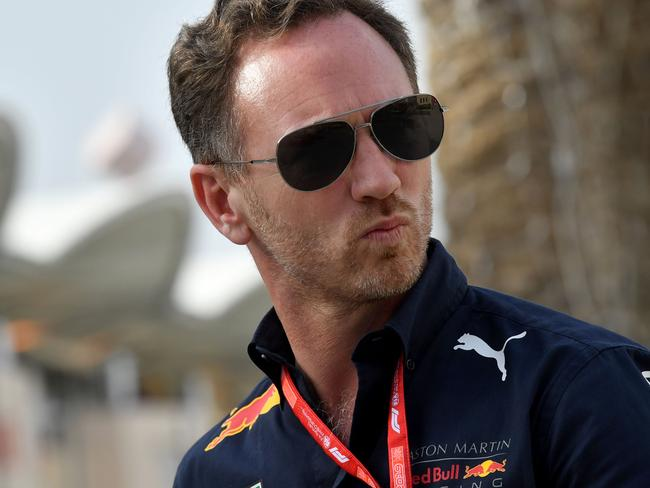 Christian Horner looks like a genius right now.