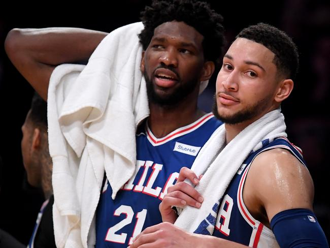 Are the Sixers better without Embiid?