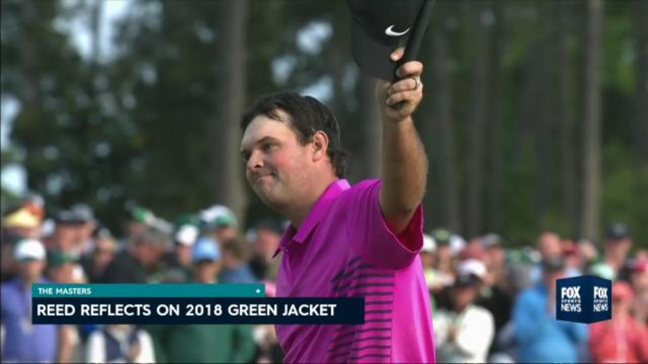 Reed reflects on 2018 Masters win