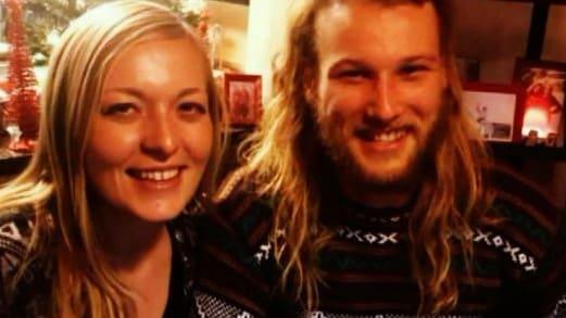 Murdered couple Chynna Deese and Aussie man Lucas Fowler.
