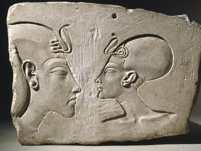 While Akhenaten and his wife Nefertiti oversaw an artistic revolution in Egypt, they were not popular among the ruling elite for their radical beliefs and power-grab.