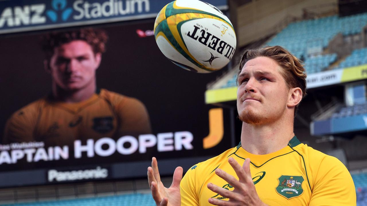 Michael Hooper is still considering his future in Australian rugby.