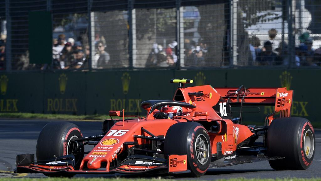 f1 news: ferrari team orders australian grand prix 2019 | herald sun