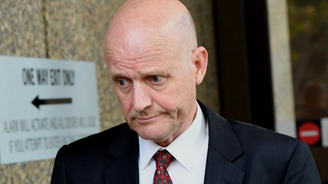Former Liberal Democrats Senator David Leyonhjelm will have to cough up $120,000 to his rival senator. Picture: AAP Image/Peter Rae.