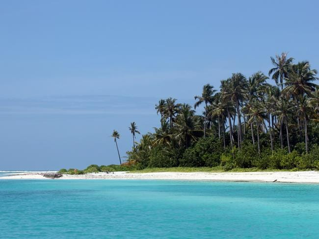 Olhuveli Island in the Maldives. Picture: Supplied