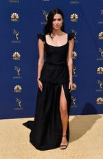 Nina Kiri attends the 70th Emmy Awards at Microsoft Theater on September 17, 2018 in Los Angeles, California. (Photo by Frazer Harrison/Getty Images)