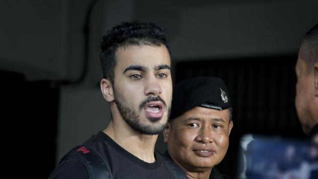Melbourne man's honeymoon ends in Thai jail