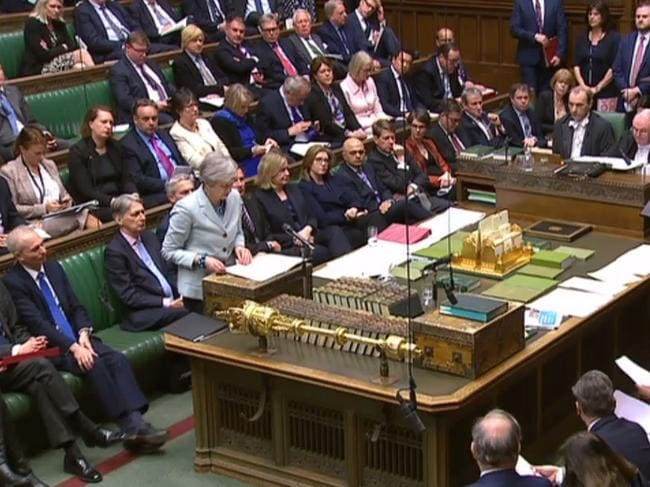 The House of Commons will now set the Brexit agenda, not the government.
