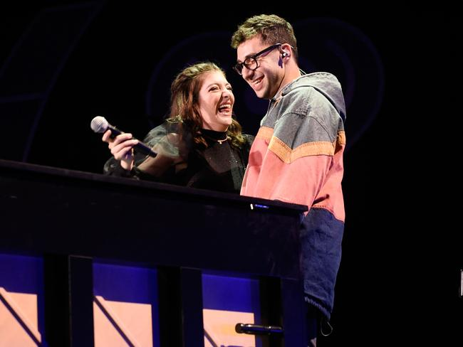 Jack Antonoff produced Lorde's most recent album. Picture: Getty Images for iHeartMedia