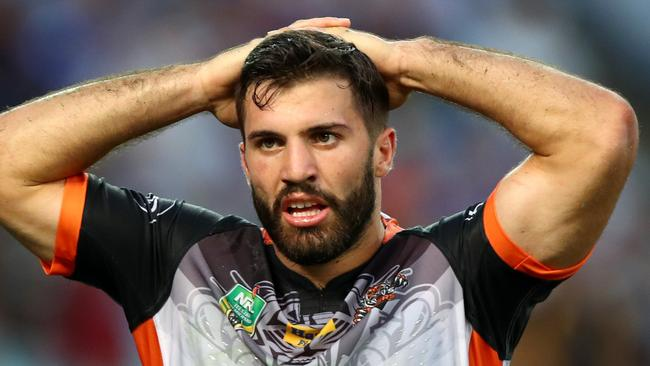 James Tedesco is off to the Roosters in 2018. Picture: Gregg Porteous