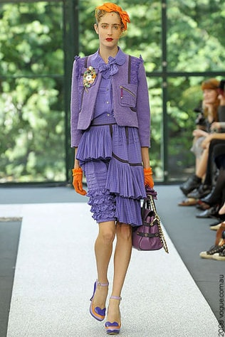 Luella Ready-to-Wear Spring/Summer 2009