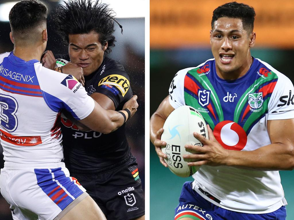 Brian To'o is threatening a big Roger Tuivasa-Sheck record.
