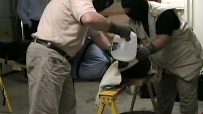 Experts and politicians say torture techniques like waterboarding don't work.