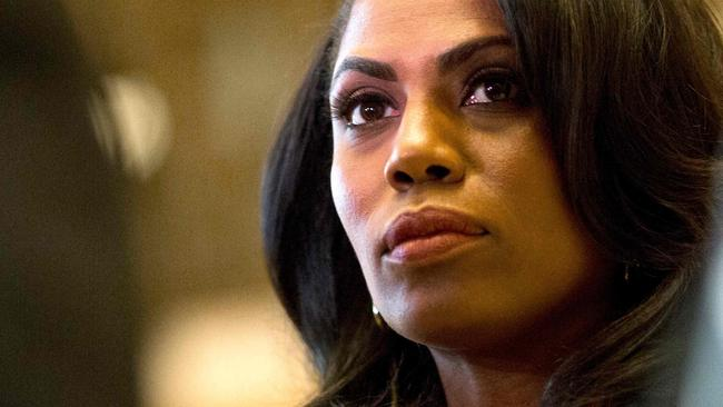 Omarosa Manigault-Newman. Picture: AFP