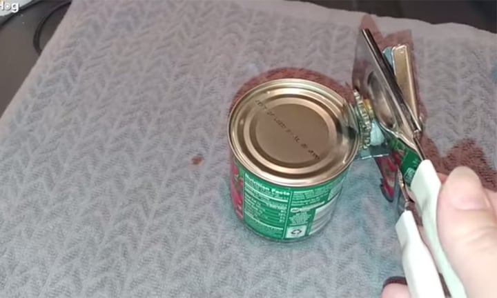 Viral video shows the way we should really be using a can opener