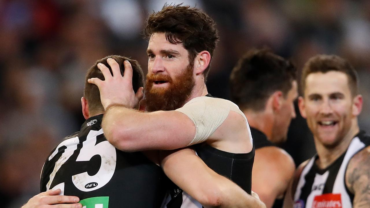 Tyson Goldsack has signed a one-year deal with Collingwood.