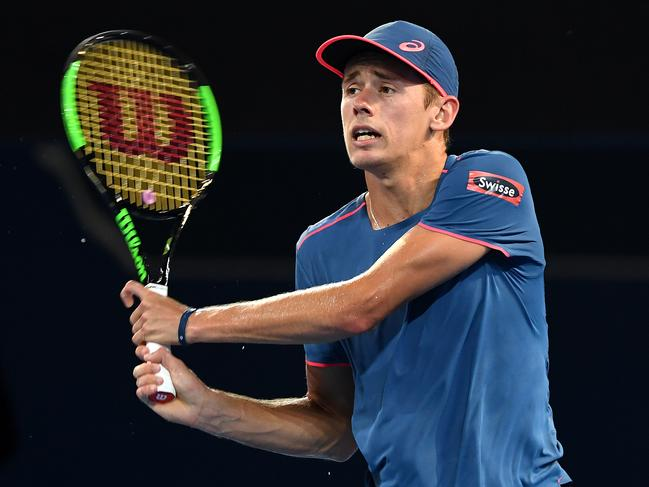 Even though he lost, de Minaur gave Australia another reason to back him.