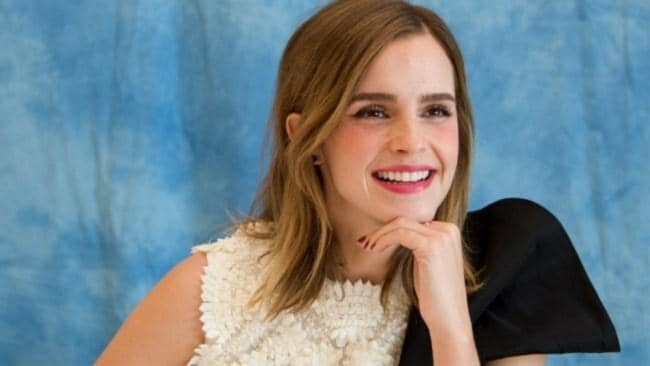 Emma Watson has found a way through the anxiety of expectations. Photo: Getty